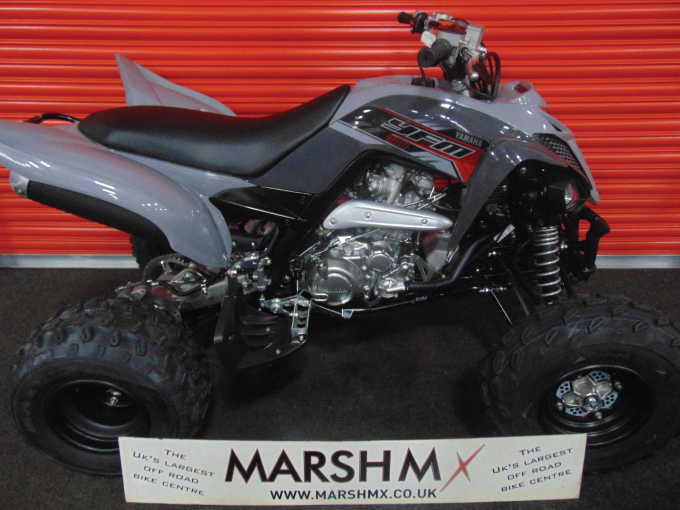 Yamaha Raptor 700 Fully PLG Road Legal