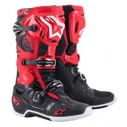 Alpinestars - Tech 10 Boots - Free Shipping On Orders Over £50