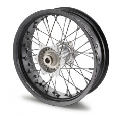 REAR WHEEL CPL. 5X17''