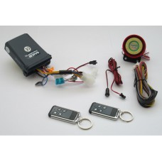 Motorcycle Alarm and Immobiliser System