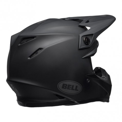 Bell - MX-9 Adventure MIPS Helmet Matte Black - Free Shipping On Orders Over £50