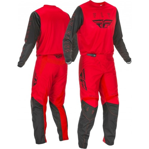 Fly Racing F16 Youth Red/Black Jersey