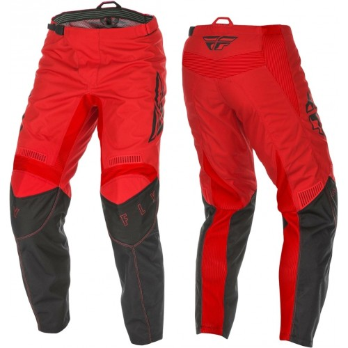 Fly Racing F16 Youth Red/Black Pants