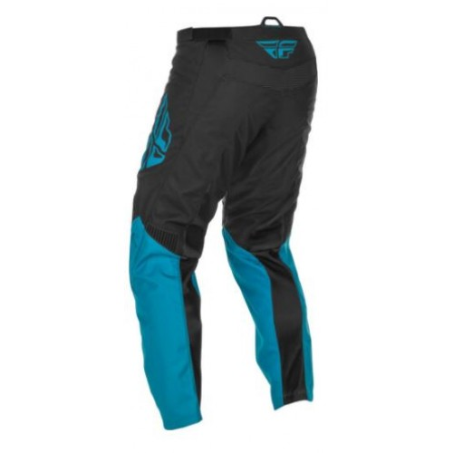 Fly Racing F16 Youth Black/Blue Pants