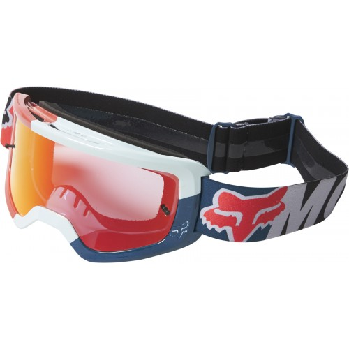 Fox Racing - Main Trice Goggle - Spark Grey/Orange - Free Shipping On Orders Over £50