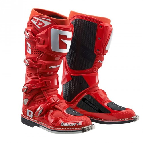 Gaerne SG12 Red MX Boots