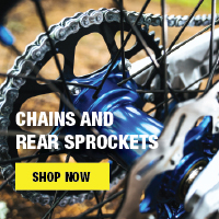 Chains and Rear Sprockets