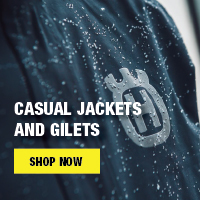 Casual Jackets and Gilets