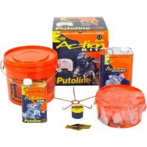 Putoline - Action Filter Kit AC-Kit - Free Shipping On Orders Over £50