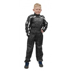 WULFSPORT - CUB RACING SUIT BLACK - FREE SHIPPING ON ORDERS OVER £50