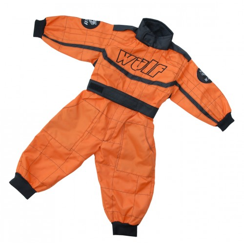 WULFSPORT CUB RACING SUIT ORANGE